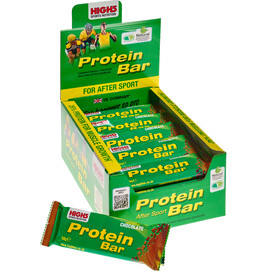 High5 ProteinBar Riegel Box Double Chocolate 25 x 60g